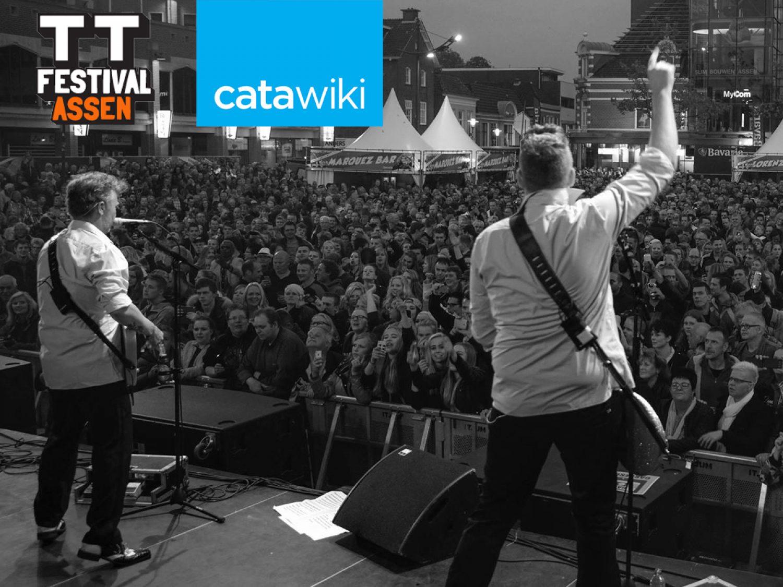 Catawiki hoofdsponsor TT Festival